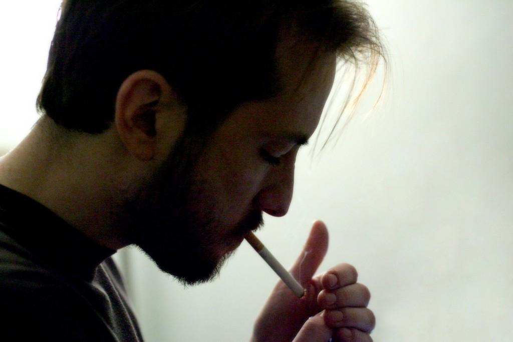 Chodzenie na dymka
