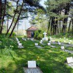Niewielka liczba krematoriów